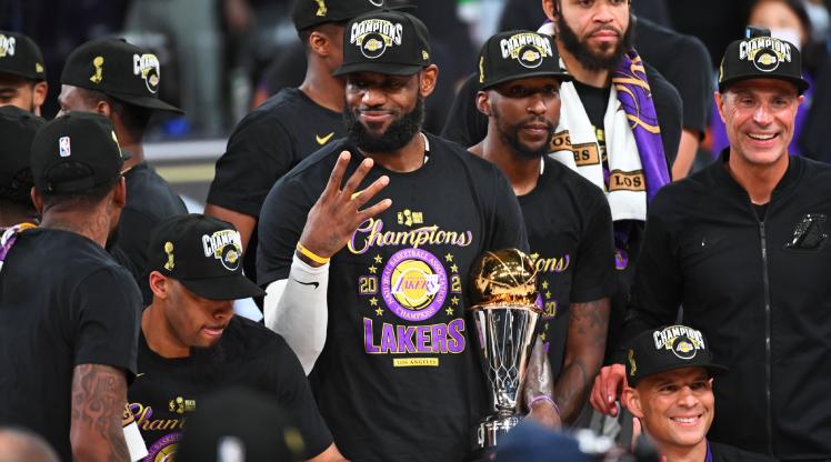"""""""Kendimi Lakers için ortaya koydum"""""""