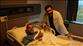 Saranov dizinden ameliyat oldu