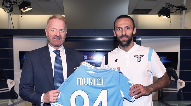 """Lazio'nun Ibrahimovic'i değil, Muriqi'si olacağım"""