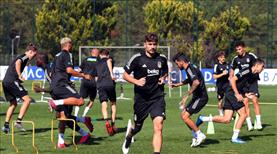 Beşiktaş'ta Denizlispor mesaisi