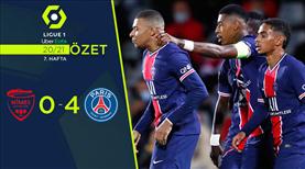 ÖZET | PSG ikinci yarı coştu: 4-0