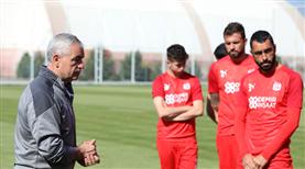 Sivasspor hazırlıklarını tamamladı