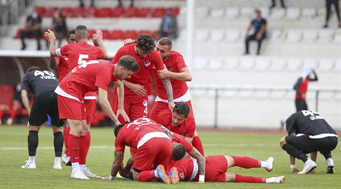 Ümraniyespor - Keçiörengücü maçının ardından