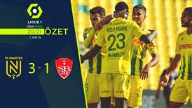 ÖZET | Nantes 3-1 Brest