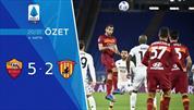 ÖZET | Roma 5-2 Benevento