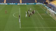 VİDEO | Hajradinovic kesti, Aytaç bitirdi