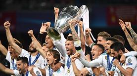 Devler Ligi'ne Real Madrid damgası