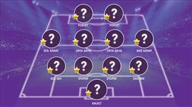 GALERİ | Süper Lig'de haftanın en iyi 11'i