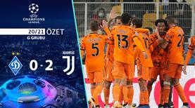 ÖZET   Dinamo Kiev 0-2 Juventus
