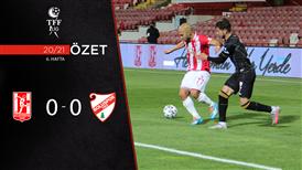 ÖZET | Balıkesirspor 0-0 B. Boluspor