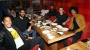 Fenerbahçe akşam yemeğinde buluştu