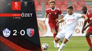 ÖZET | Tuzlaspor 2-0 Ankaraspor