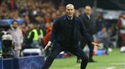 Zidane mağlubiyetin sorumluluğunu aldı