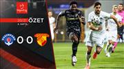 ÖZET | Kasımpaşa 0-0 Göztepe