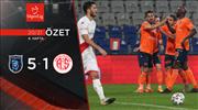 ÖZET | M. Başakşehir 5-1 FTA Antalyaspor