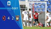 ÖZET  Cagliari 4-2 Crotone