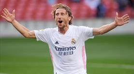 Modric: Tottenham için yaşlıyım