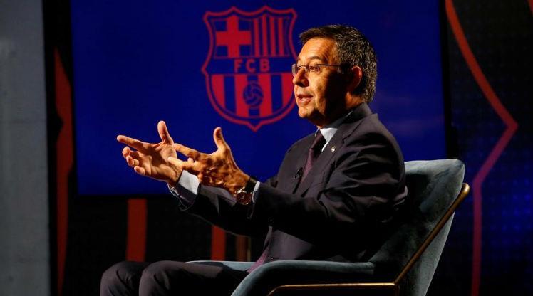 Barcelona Başkanı istifa etmeyecek