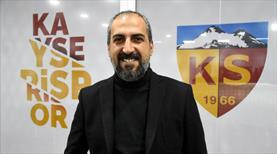 Kayserispor'da Tokgöz'e yeni görev