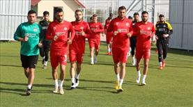 Sivasspor'un Avrupa mesaisi başladı