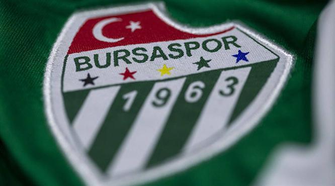 Bursaspor'da iki isim kadro dışı