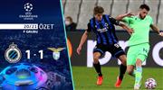 ÖZET | Club Brugge 1-1 Lazio