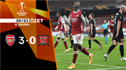 ÖZET   Arsenal 3-0 Dundalk