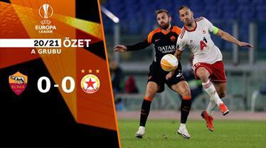 ÖZET   Roma 0-0 CSKA Sofia