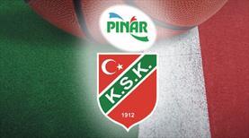 Pınar Karşıyaka'da 1 pozitif vaka