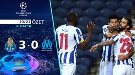 ÖZET   Porto 3-0 Marsilya