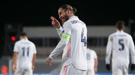 Ramos 100'ler kulübüne girdi