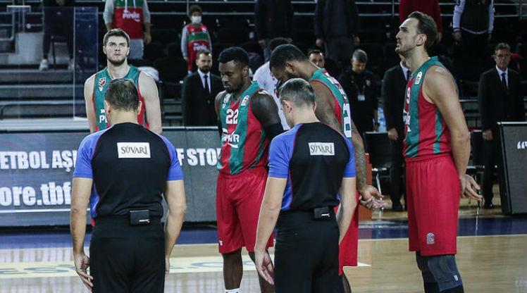 Karşıyaka'nın Bologna maçı da ertelendi