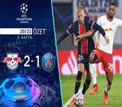 ÖZET | Leipzig 2-1 PSG