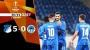 ÖZET | Hoffenheim 5-0 Slovan Liberec