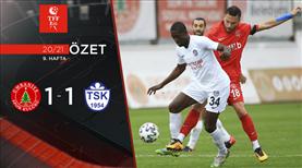 ÖZET | BS Ümraniyespor 1-1 Tuzlaspor