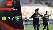 ÖZET | Yeni Malatyaspor 2-0 Y. Denizlispor