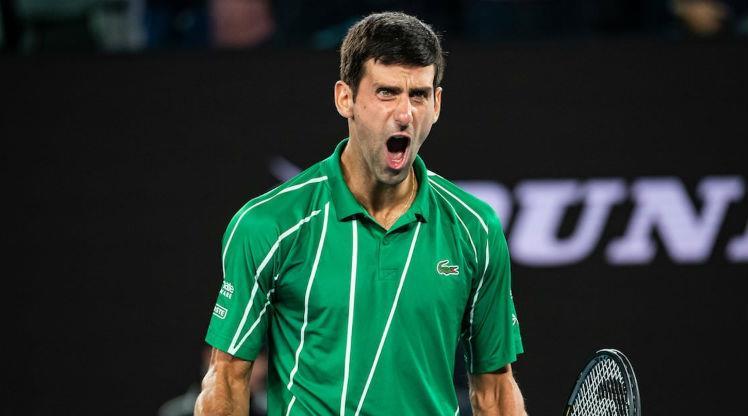 Djokovic'den bir rekor daha