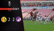 ÖZET | Eskişehirspor 2-2 A.Keçiörengücü