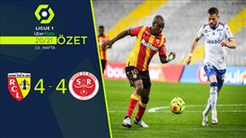 ÖZET | Lens 4-4 Reims