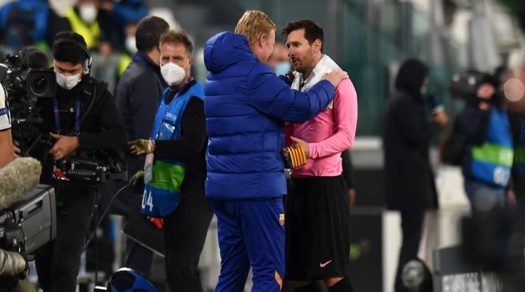 """""""Messi'ye yardımcı olacağımı söyledim"""""""