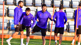 Başakşehir'de Beşiktaş mesaisi