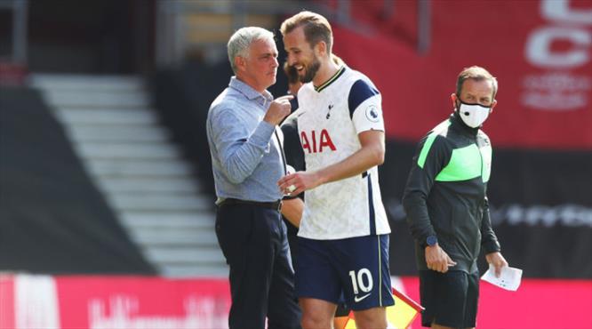Harry Kane'den Mourinho'ya övgü