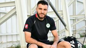 Kravets, Konyaspor'u sırtlıyor