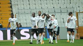 Beşiktaş - M. Başakşehir maçının notları