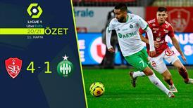 ÖZET   Brest 4-1 Saint-Etienne
