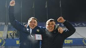 Şota, Pakhtakor'u yine şampiyon yaptı