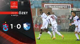 ÖZET | Trabzonspor 1-0 BB Erzurumspor