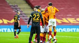 Diagne siftahı penaltıyla yaptı