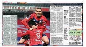 Fransa'da manşetlere Yusuf Yazıcı damgası