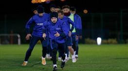 Trabzonspor Ankaragücü maçı hazırlıkları